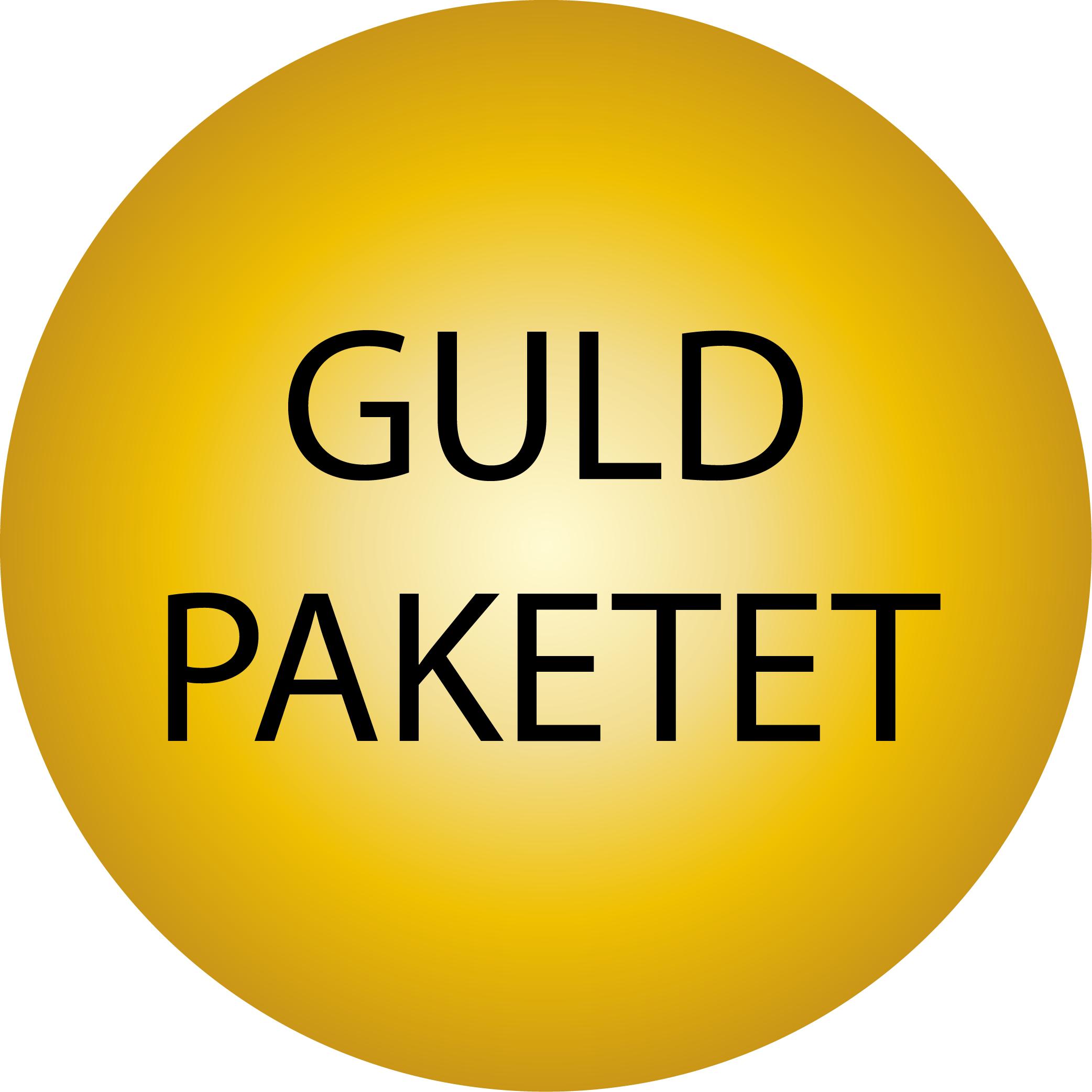 Guldpaketet